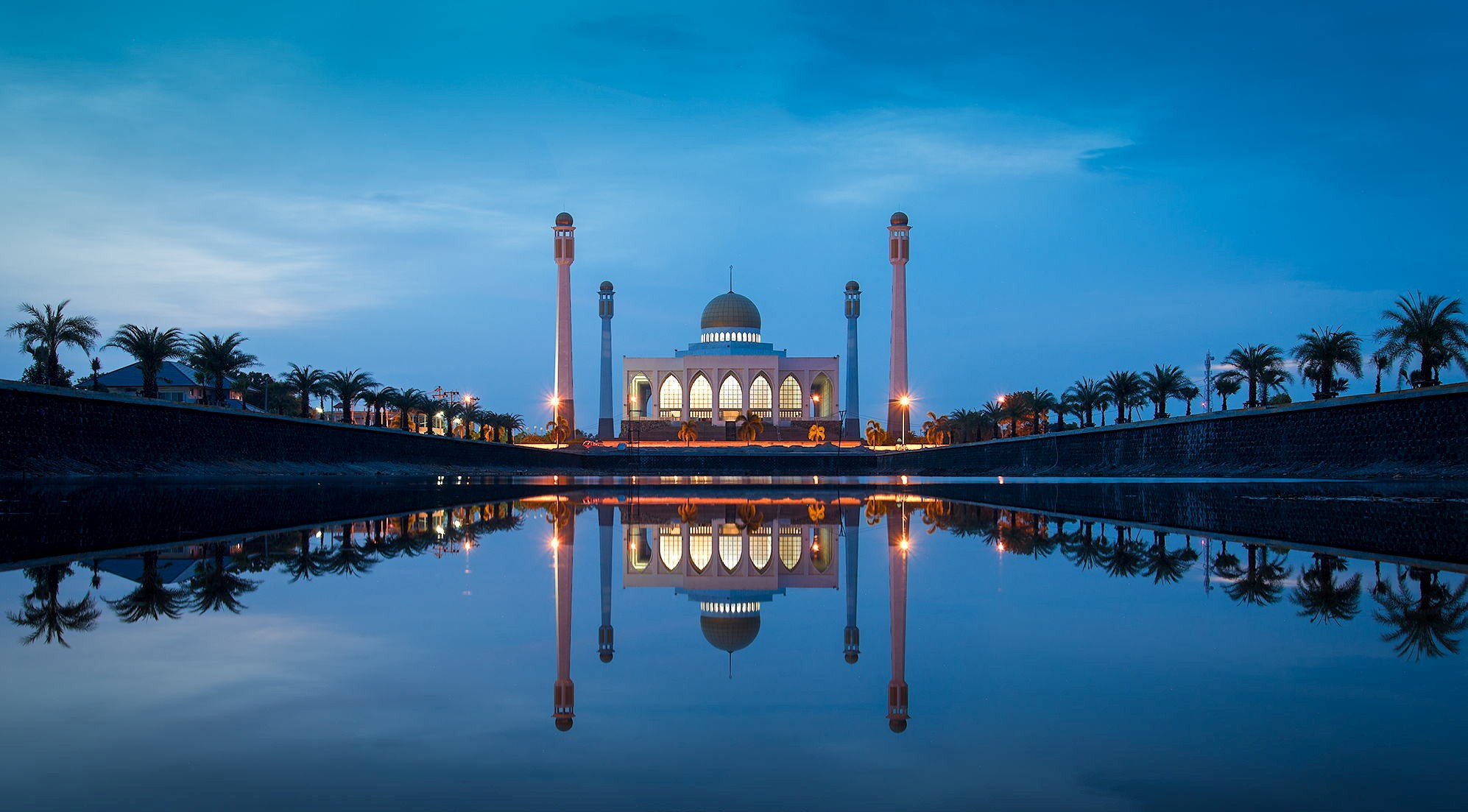 Удивительные и красивые картинки, обои Тадж Махал - подборка 9