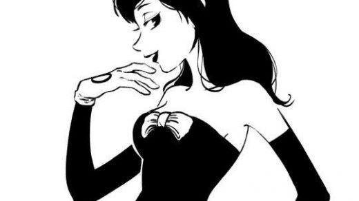 Алиса Ангел из Бенди и чернильная машина - красивые картинки 17