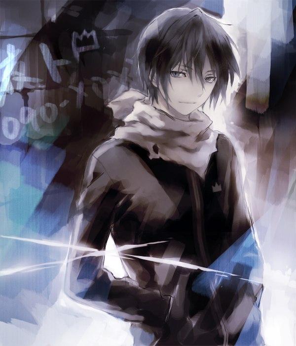 Бездомный Бог Ято - красивые картинки и арты из аниме 7