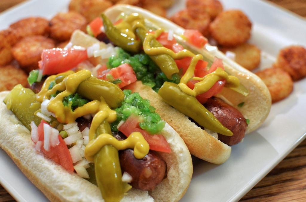 Вкусные и аппетитные фотографии Хот-Дога - подборка 20 картинок 19