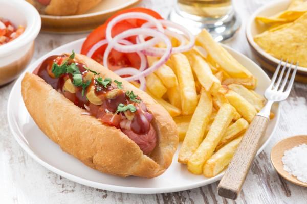 Вкусные и аппетитные фотографии Хот-Дога - подборка 20 картинок 3