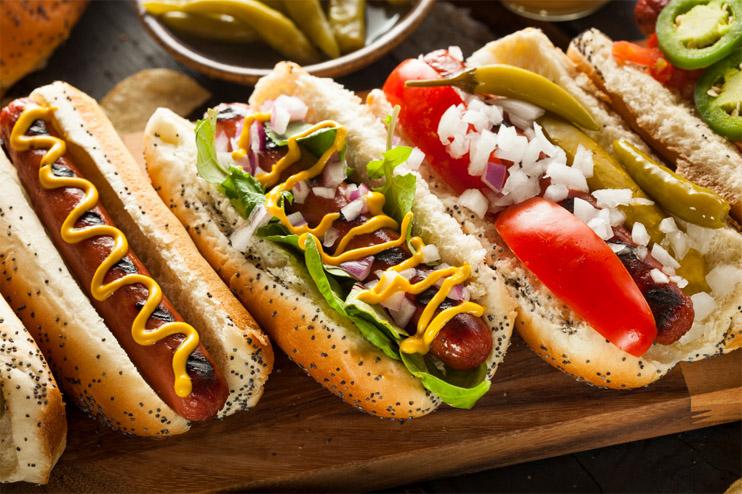 Вкусные и аппетитные фотографии Хот-Дога - подборка 20 картинок 4