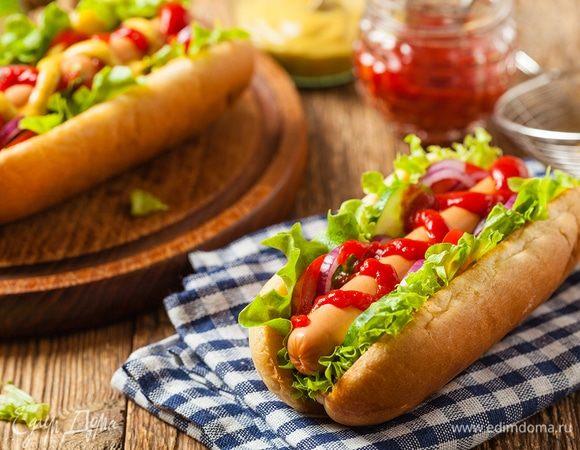 Вкусные и аппетитные фотографии Хот-Дога - подборка 20 картинок 6
