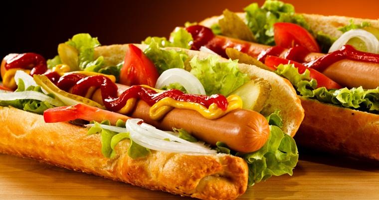 Вкусные и аппетитные фотографии Хот-Дога - подборка 20 картинок 7