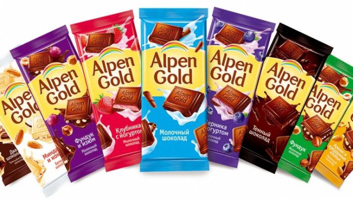 Какой самый вкусный шоколад в мире - популярные марки 7