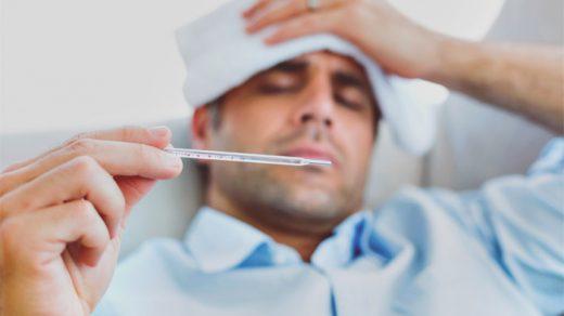 Как избавиться от температуры без лекарств Полезные способы, советы 1