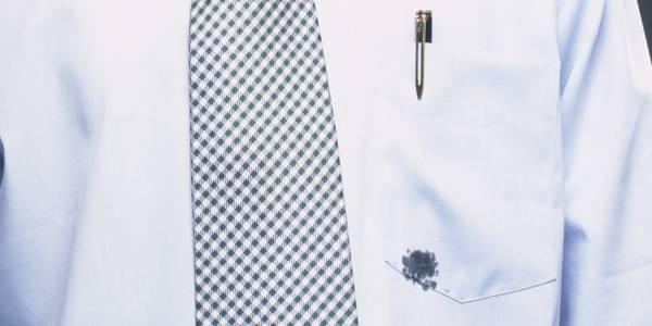 Как избавиться от чернильных пятен на одежде 3