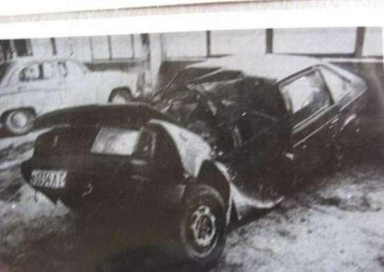 Как погиб Виктор Цой Почему произошла авария 2