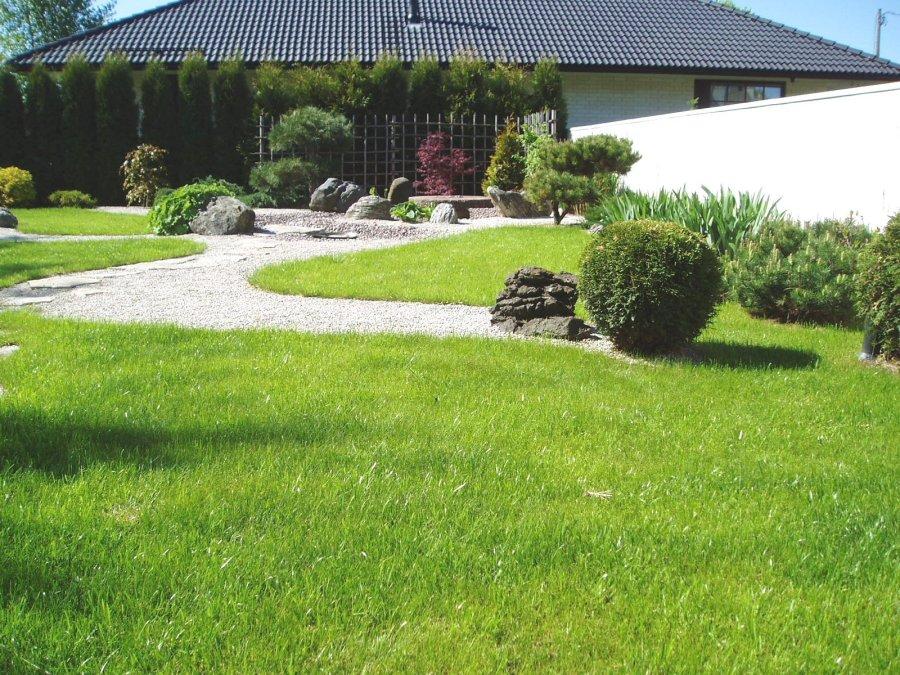 Картинки и фотографии красивого сада, удивительное оформление 6