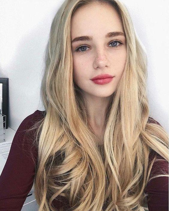Картинки про красивых девушек, прекрасные девушки - сборка 6
