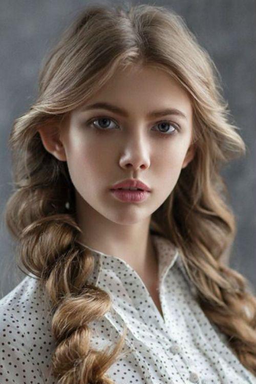Картинки про красивых девушек, прекрасные девушки - сборка 7