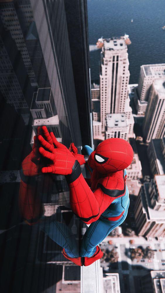 Классные и красивые картинки, фото Человека-Паука - подборка 15
