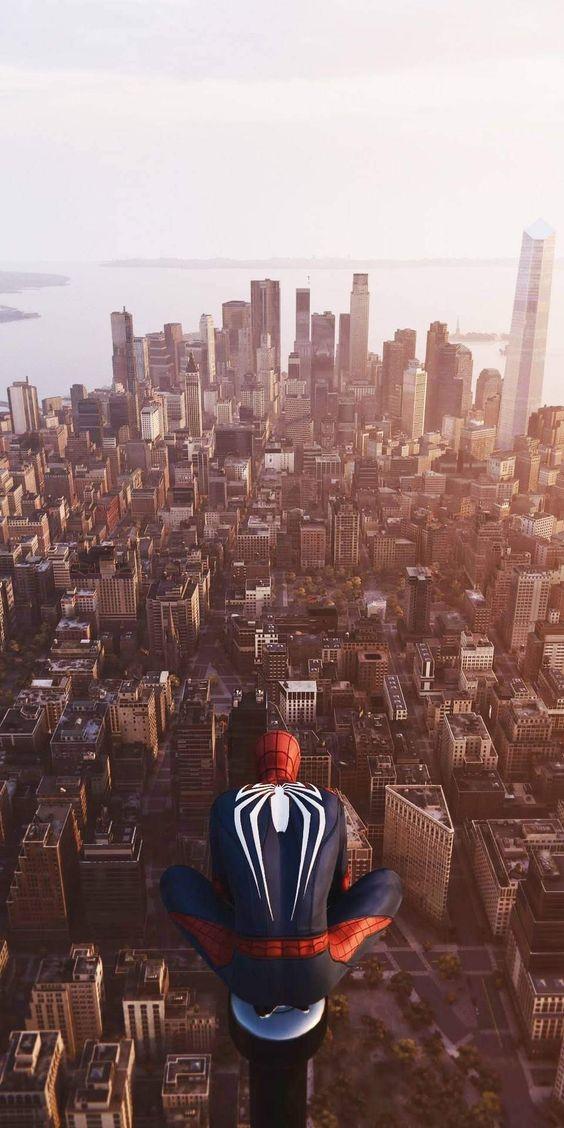 Классные и красивые картинки, фото Человека-Паука - подборка 29