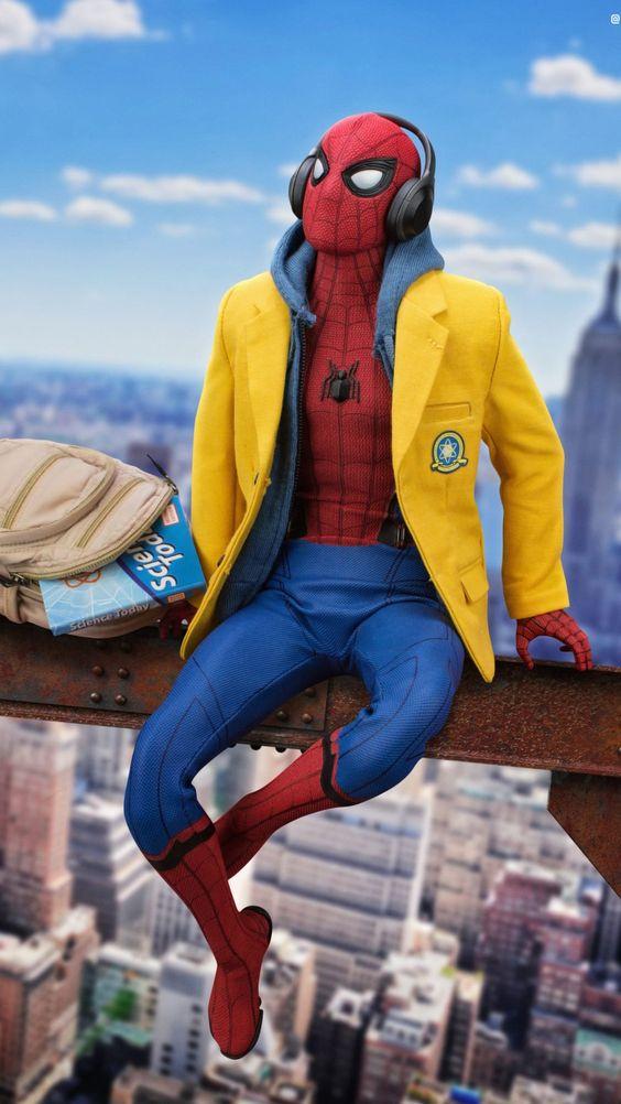 Классные и красивые картинки, фото Человека-Паука - подборка 7