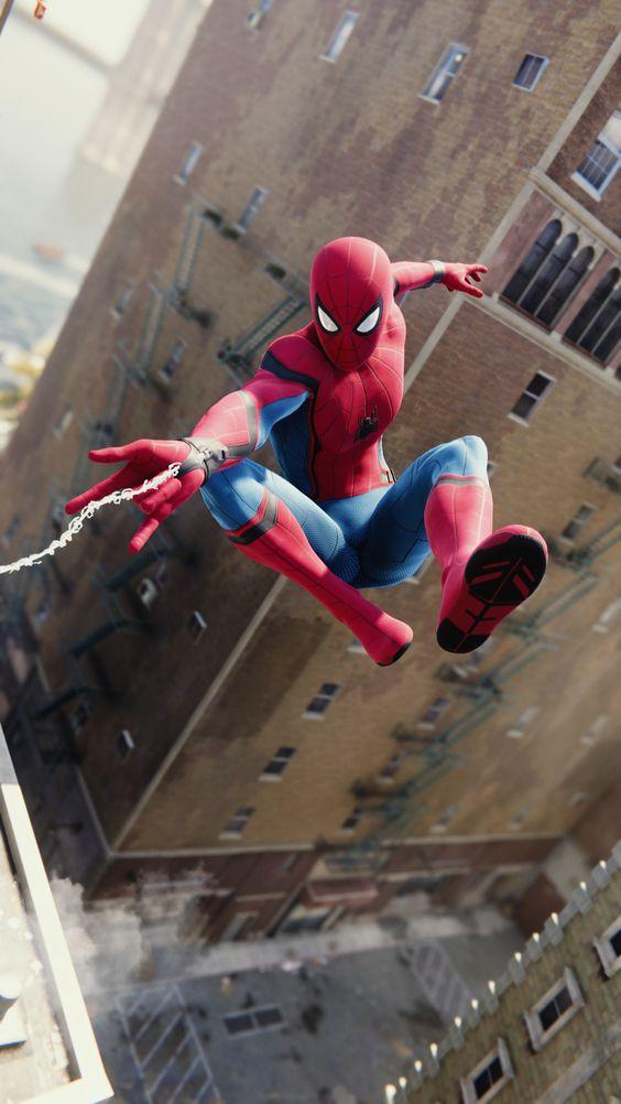 Классные и красивые картинки, фото Человека-Паука - подборка 9