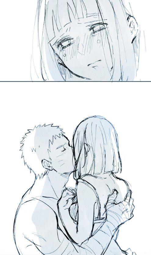 Классные нарисованные картинки героев из аниме Наруто - сборка 16