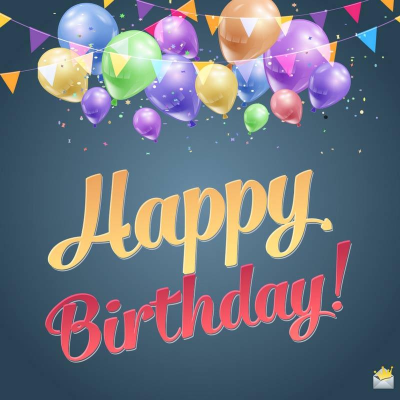 Красивые и прикольные картинки про Happy Birthday - 20 фото 19