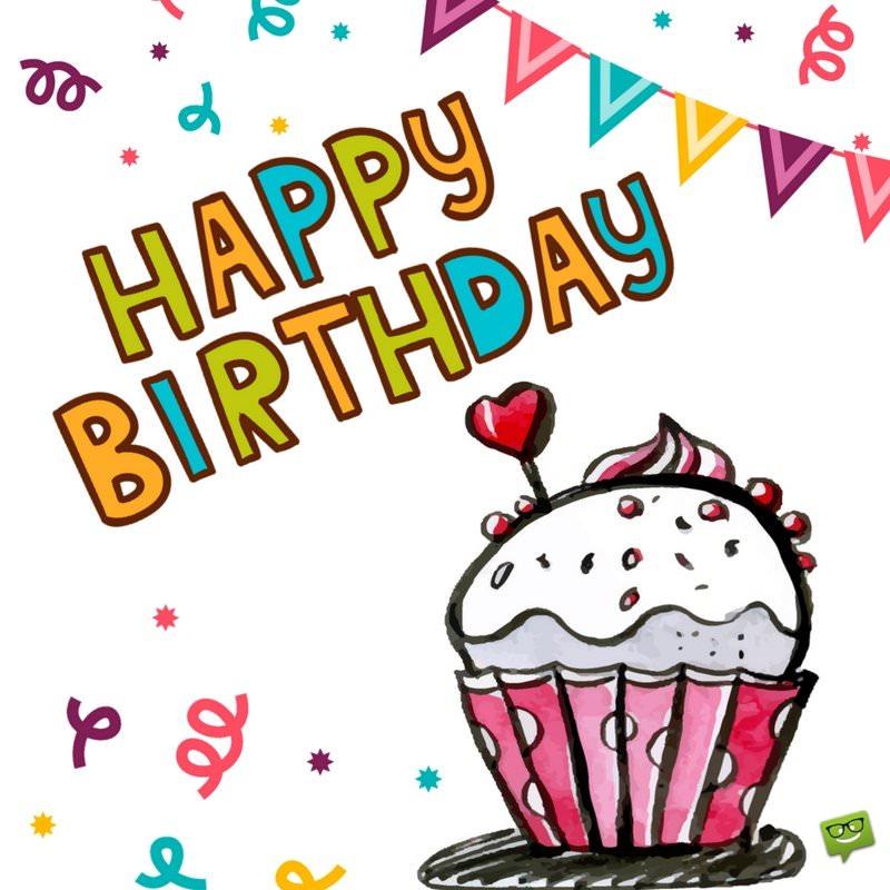 Красивые и прикольные картинки про Happy Birthday - 20 фото 7