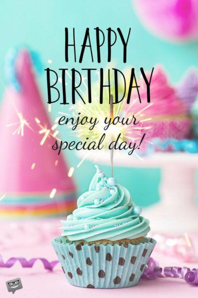 Красивые и прикольные картинки про Happy Birthday - 20 фото 9