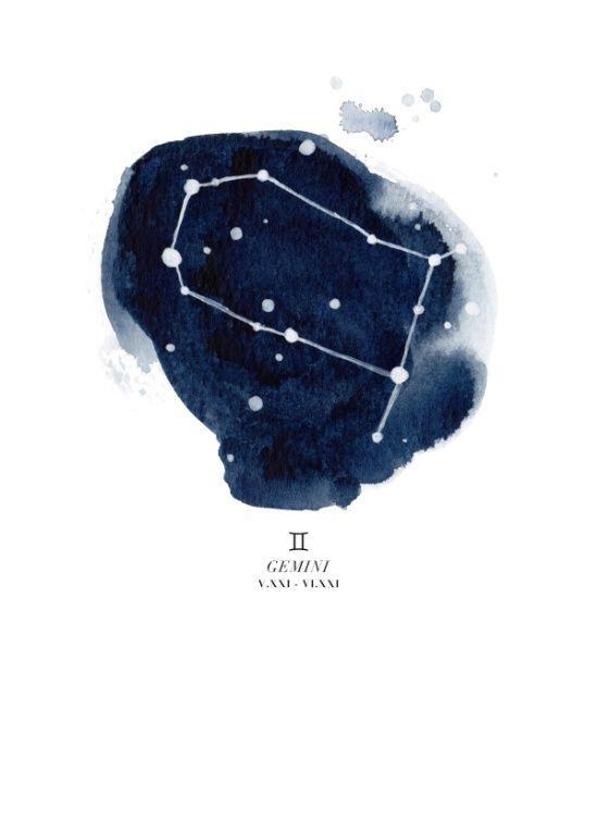 Красивые картинки, фото, арты Близнецы, Gemini - подборка 19