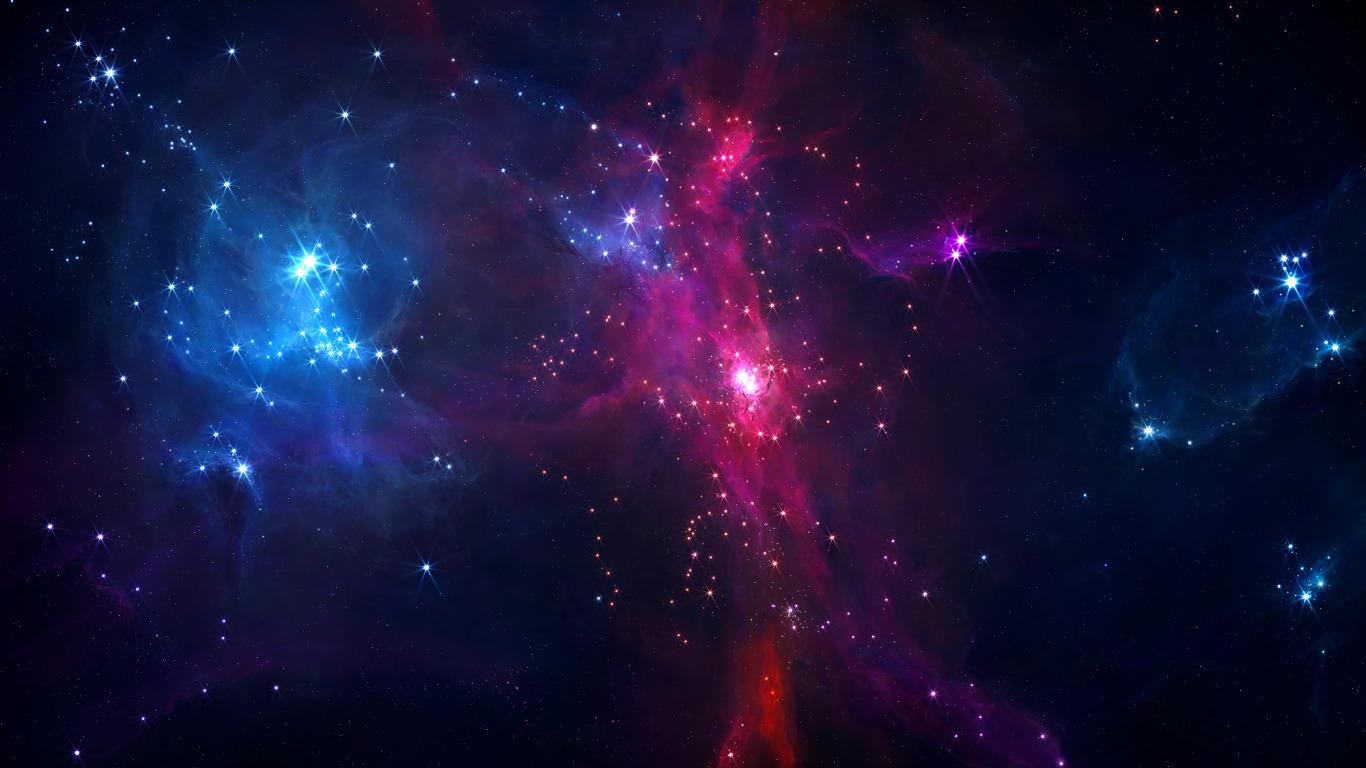 Красивые обои планет, космоса, галактик на рабочий стол - подборка 1