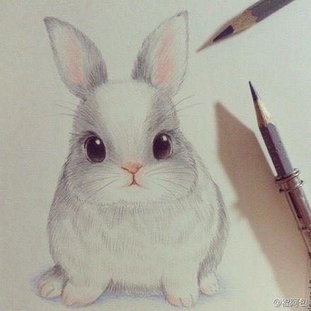 Красивые рисунки простым карандашом - срисовки, картинки 12