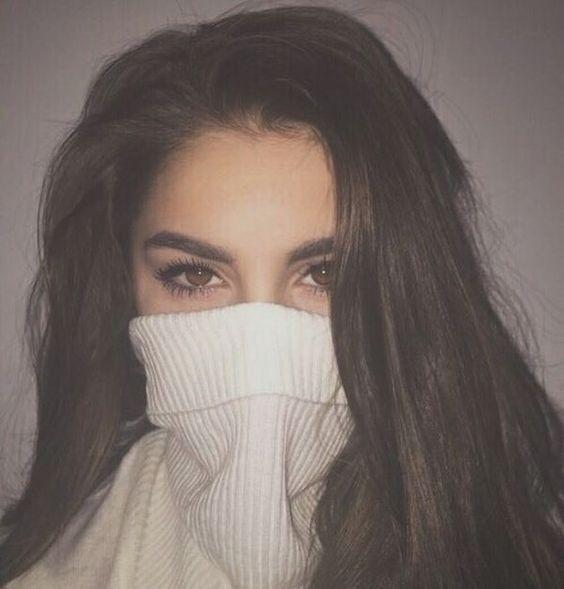 Красивые фото и картинки грустных девушек - подборка 2019 13
