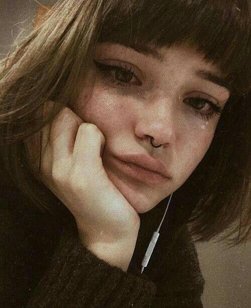 Красивые фото и картинки грустных девушек - подборка 2019 2