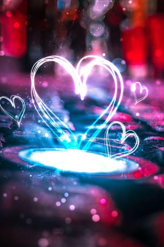 Милые и красивые картинки сердца, сердечка - подборка 3
