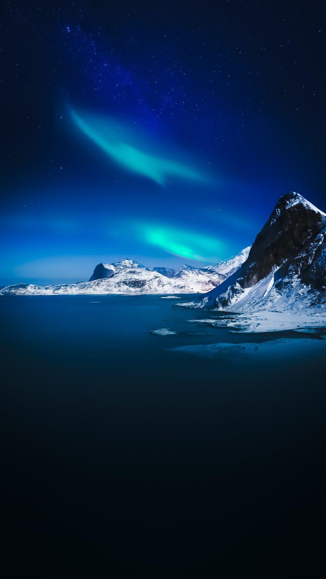 Необычные картинки гор и природы для заставки телефон - сборка 17