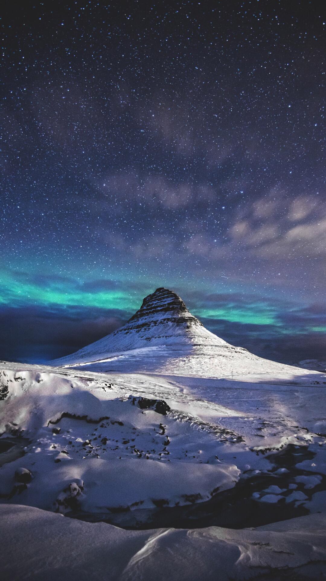 Необычные картинки гор и природы для заставки телефон - сборка 4