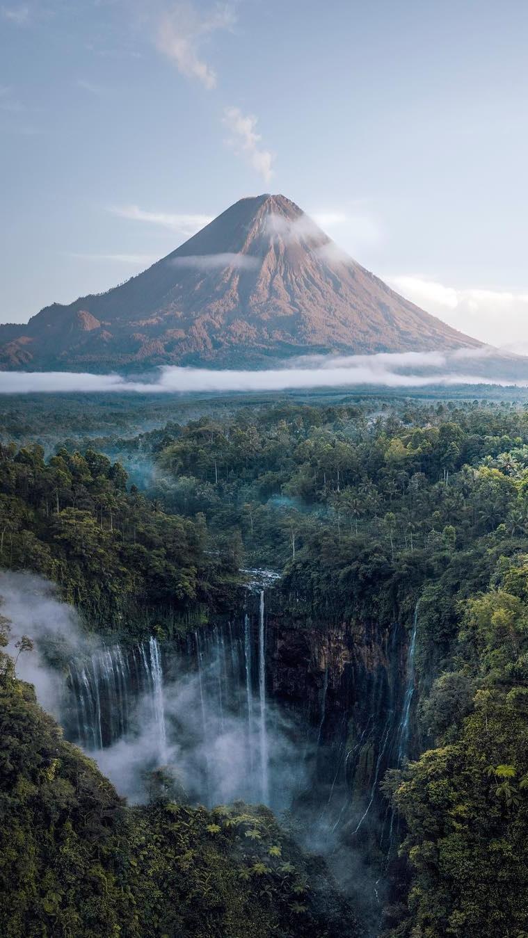 Необычные картинки гор и природы для заставки телефон - сборка 6