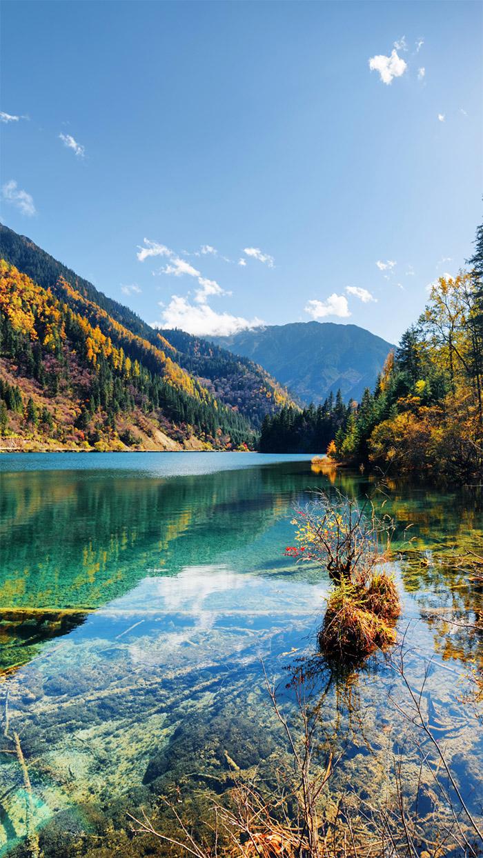 Необычные картинки гор и природы для заставки телефон - сборка 9