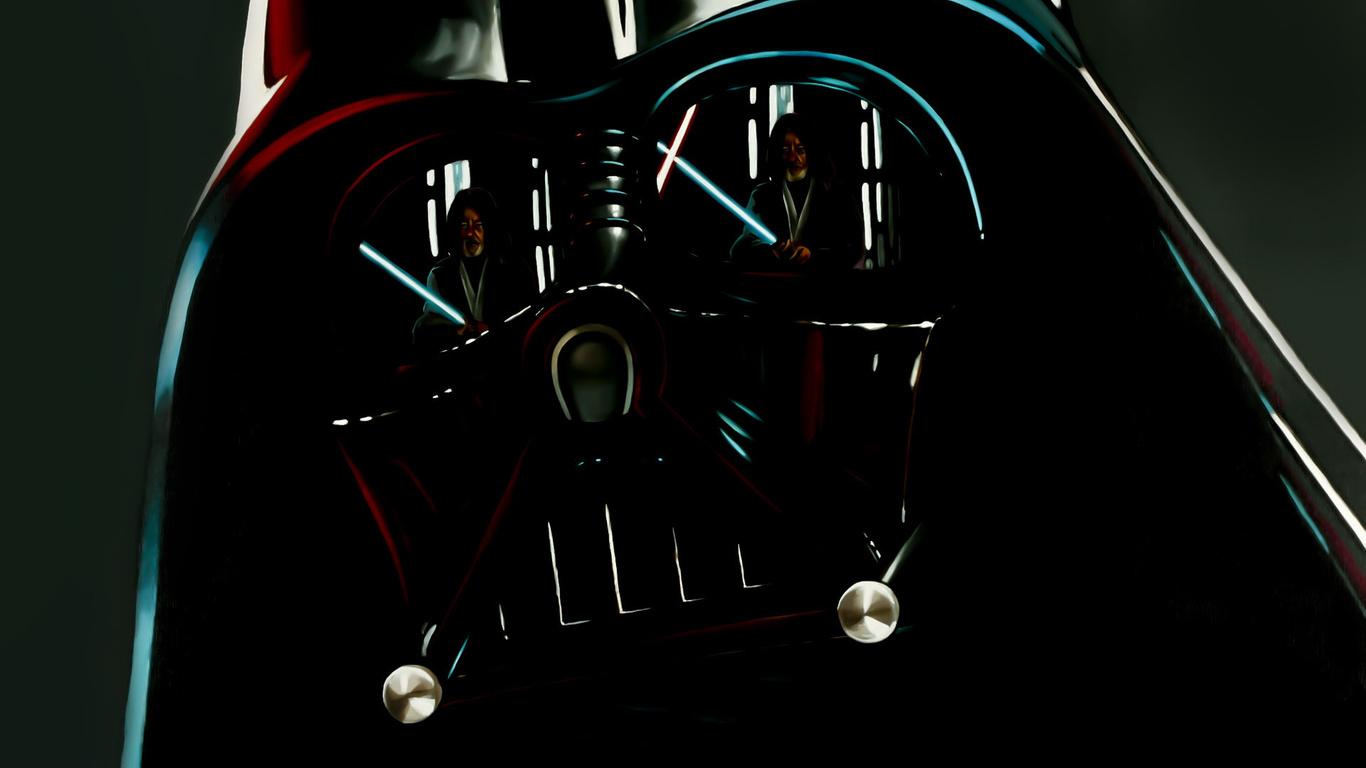 Обои и картинки Дарта Вейдера на рабочий стол - подборка 17
