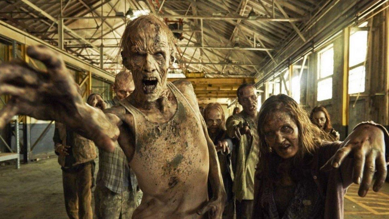 Прикольные и интересные картинки с Зомби или про Зомби - сборка 10
