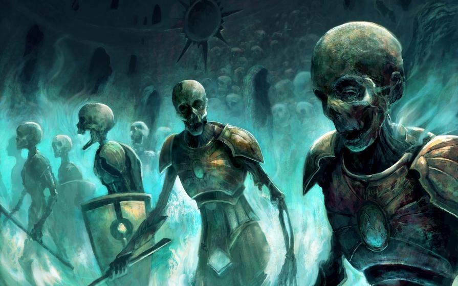 Прикольные и интересные картинки с Зомби или про Зомби - сборка 8