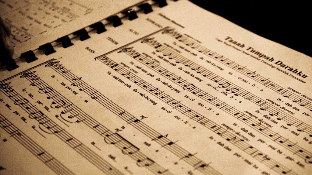 Прикольные и интересные обои музыка на рабочий стол №12 14