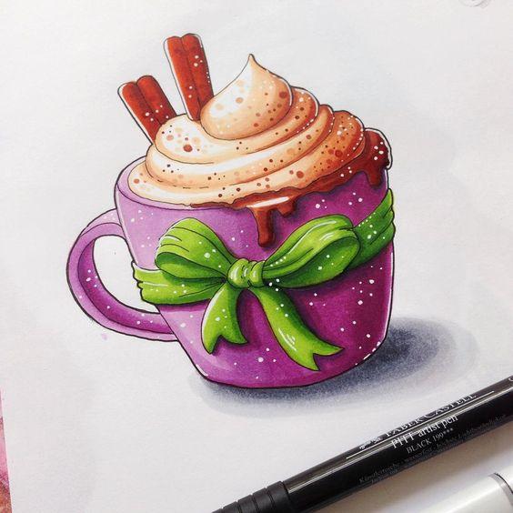 Прикольные и красивенькие рисунки для срисовки детям - подборка 5