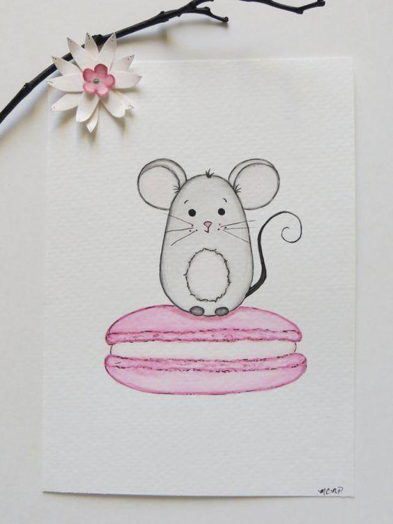 Самые красивые нарисованные рисунки животных - 25 картинок 21