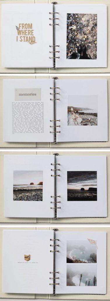 Скрапбукинг шаблоны и идеи своими руками - 26 картинок 6