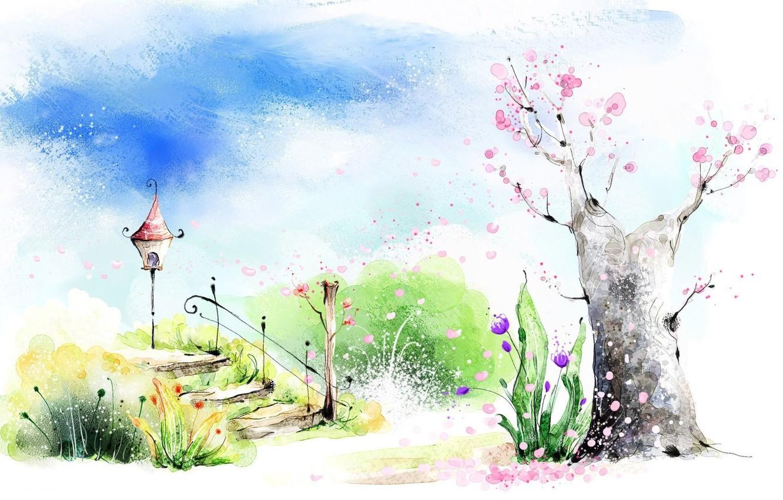 Удивительная и красивая подборка картинок Весна - 25 фото 19