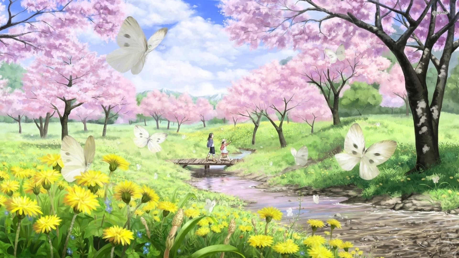 Удивительная и красивая подборка картинок Весна - 25 фото 21