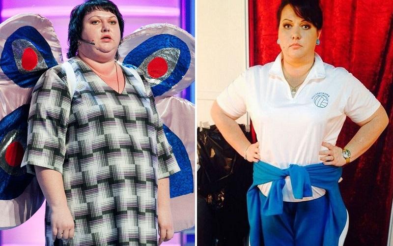 Фото похудевших звезд до и после. Удивительные изменения 12