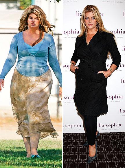 Фото похудевших звезд до и после. Удивительные изменения 14
