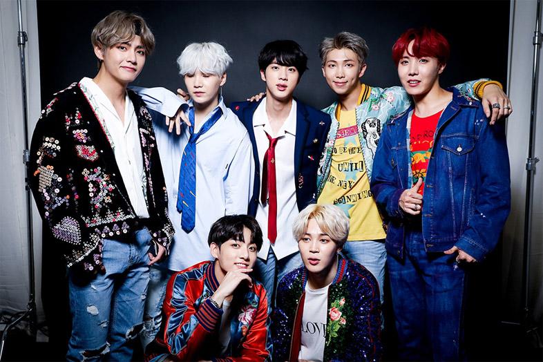 BTS, участники группы интересная информация, биография, факты 1