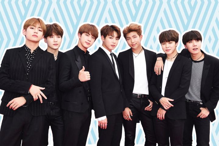 BTS, участники группы интересная информация, биография, факты 4