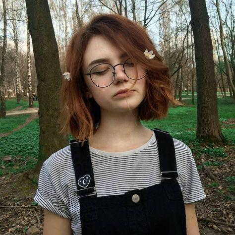 Девушки с короткими волосами - фото и картинки на аву 5
