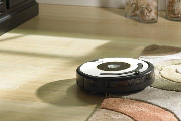 Интересные фото робота пылесоса - подборка 25 картинок 12