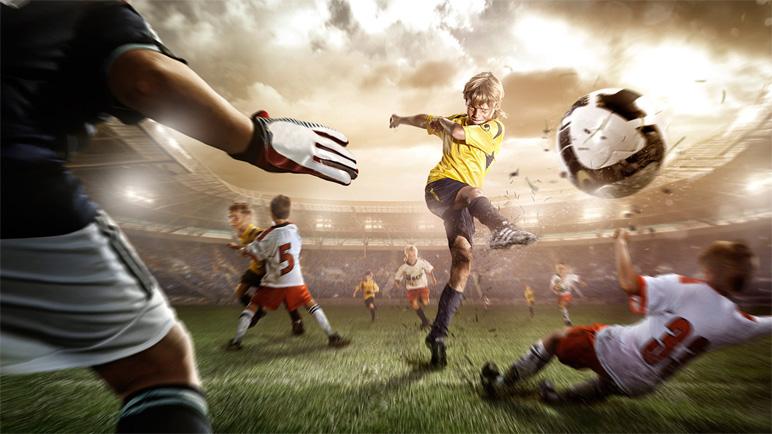 Как правильно стоять на воротах в футболе - полезные советы 1