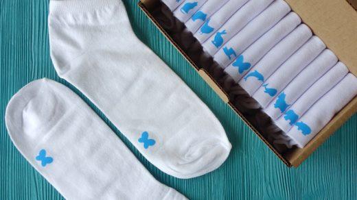 Как просто сортировать носки после стирки 1